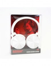 FREESTYLE HEADSET BLUETOOTH FH0917 WHITE [44392]